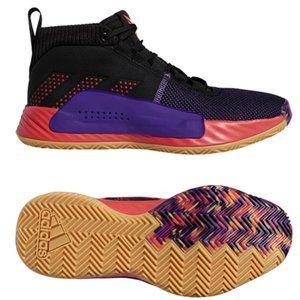 NWT adidas Dame 5 CDC Harlem Renaissance Size 14.5